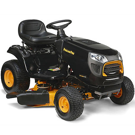 Poulan Pro 42 In 15 5 Hp Briggs Stratton Riding Lawn Mower Pp155h42 At Tractor Supply Co