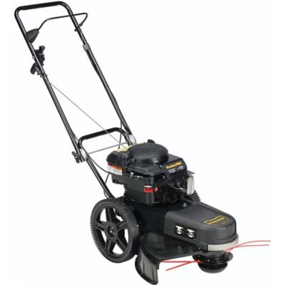 Buy Poulan Pro 163cc Briggs & Stratton Gas 22 in. High Wheel Trimmer Online