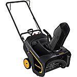 Poulan Pro PR111 21 in. 179cc LCT Single-Stage Snow Blower