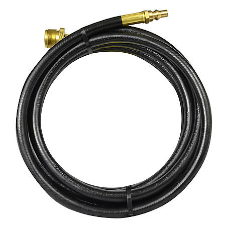 Mr. Heater 12 ft. Quick-Connect Propane Hose Assembly 1 in.-20 Thread