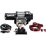 Traveller 12V ATV Electric Winch, 2,500 lb. Capacity