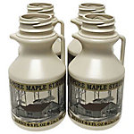 Tap My Trees Plastic Syrup Jugs, Pack of 4