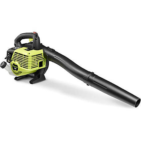 Poulan Poulan PLB26 26cc 2-Cycle Gas 430 CFM 190 MPH Handheld Leaf Blower, 967672701