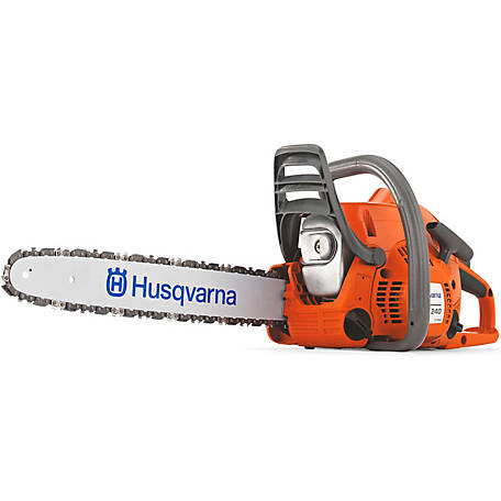 Husqvarna 240 38.2cc Gas 14 in. Chainsaw