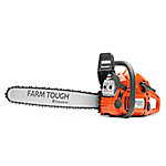 Husqvarna 450 Rancher 20 in. 50.2cc 2-Cycle Gas Chainsaw, 967651201
