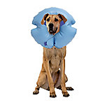Remedy + Recovery Stay Rite Xtra Strong Inflatable Recovery Dog Collar, Blue, X-Large, 47505-9