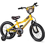 Schwinn 16 in. Boy's Scorch Sidewalk Bike, Yellow