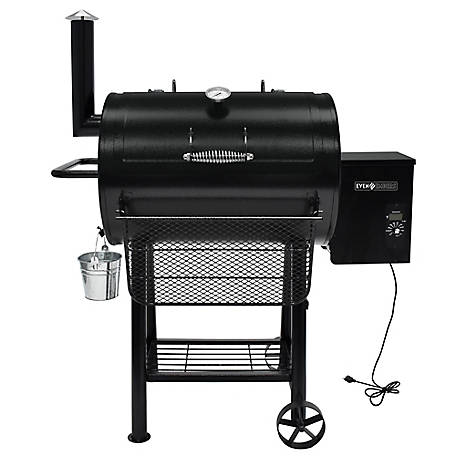 Trail Embers 28 in. Pellet Grill, SMK8028AS