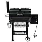 Trail Embers 28 in. Pellet Smoker & Grill