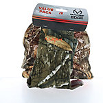 Realtree Edge Camo Outdoor Beanie & Glove Value Pack, TSGLVHAT-L