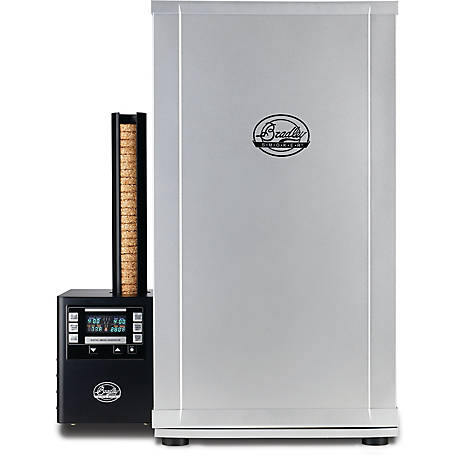 Bradley Smoker 4-Rack Digital Smoker, 76L