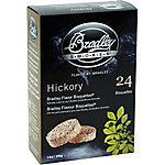 Bradley Smoker Flavor Bisquettes, Hickory 24-Pack
