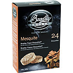 Bradley Smoker Flavor Bisquettes, Mesquite 24-Pack