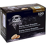 Bradley Smoker Flavor Bisquettes, Hickory 120-Pack