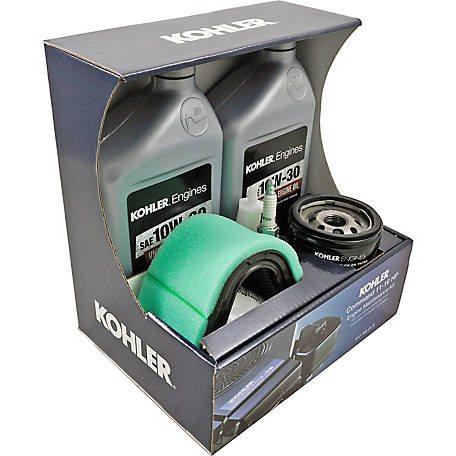 Kohler Engine Maintenance Kit for CV11-16 Command Series Engines with Standard Air Filter