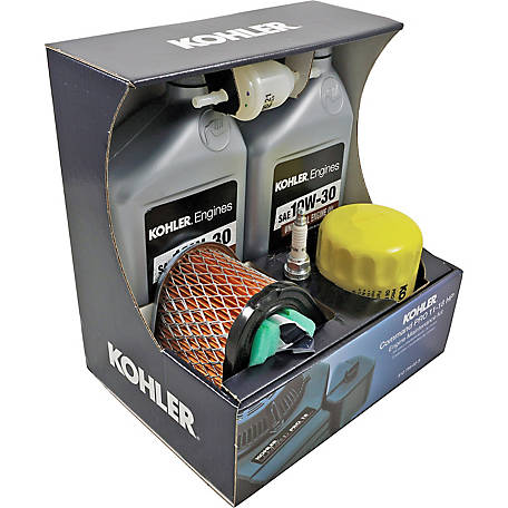 Kohler Engine Maintenance Kit for CV11-16/CV460-493 Command PRO Series Engines with PRO Air Filter