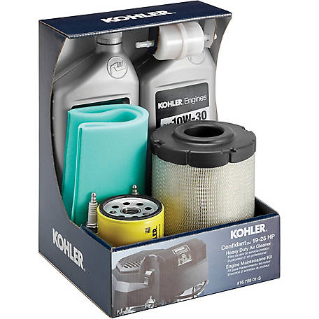 Kohler Engine Maintenance Kit for Confidant ZT710-740 Twin Cylinder at  Tractor Supply Co
