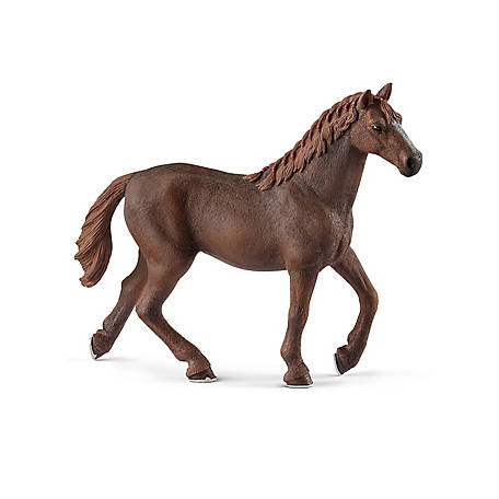 Schleich English Thoroughbred Mare Figurine, 13855