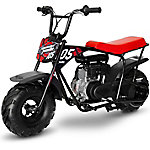 Monster Moto Classic Mini Bike 105cc with Mag Wheels
