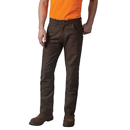Walls Men's Ditchdigger Double-Knee DWR Stretch Duck Work Pant