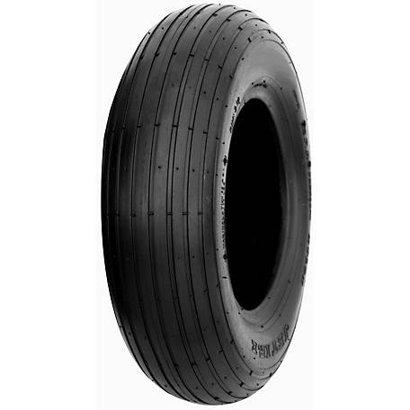 Hi-Run Replacement Tire, WD1295 4.80/4.00-8 2PR P301
