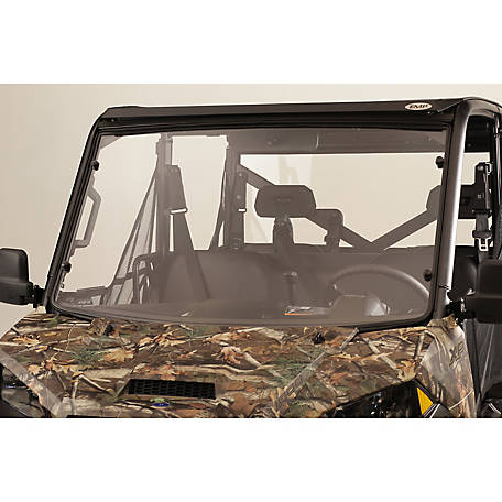 Extreme Metal Products Ranger XP900, Full Size Ranger XP570, XP 1000 Hard-Coated Windshield