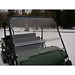 Extreme Metal Products Kawasaki Mule 3000/3010 Full Windshield
