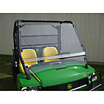 Extreme Metal Products John Deere Gator Full Windshield