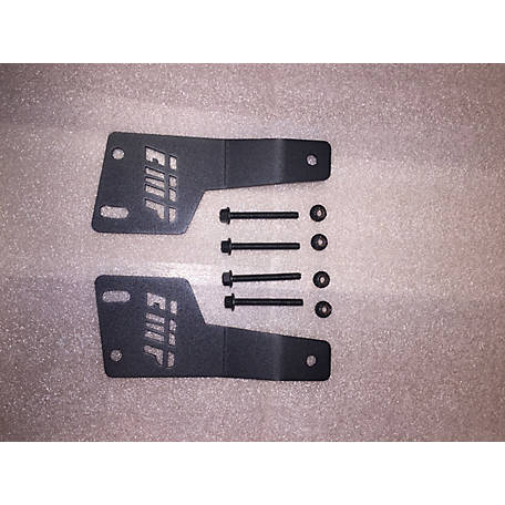 Extreme Metal Products CAN-AM Maverick X3 50 in. LED Light Bar Brackets