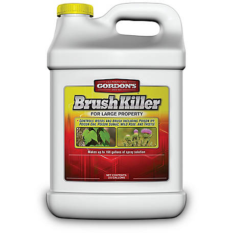 Gordon's Brush Killer for Large Property 2.5 gal., 2321122