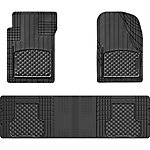 WeatherTech All-Vehicle Front and Rear OTH Mat Set, Black