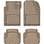 WeatherTech Front and Rear AVM 4-Piece Set, Tan