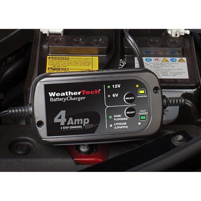 Buy WeatherTech Battery Charger/Tender Online