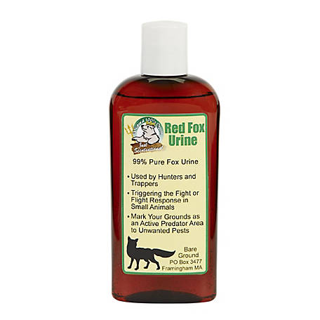 Just Scentsational Fox Urine Predator Scent 4 oz., FU-4