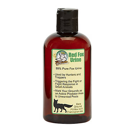 Just Scentsational Fox Urine Predator Scent 8 oz., FU-8