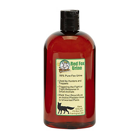 Just Scentsational Fox Urine Predator Scent 16 oz., FU-16
