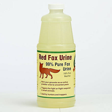Just Scentsational Fox Urine Predator Scent 1 qt., FU-32
