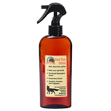 Just Scentsational Fox Urine Predator Scent 8 oz. Trigger Spray, FU-8TR
