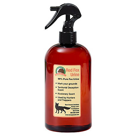 Just Scentsational Fox Urine Predator Scent 16 oz. Trigger Spray, FU-16TR