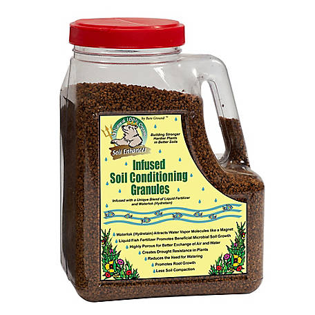 Just Scentsational Trident's Pride Soil Conditioning Granules, 5 lb., TP-5SC