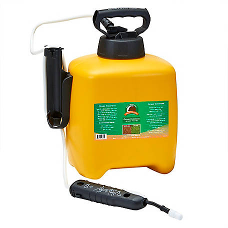 Just Scentsational Green Up Grass Color & 1 gal. Pump Sprayer, GUGC-1F