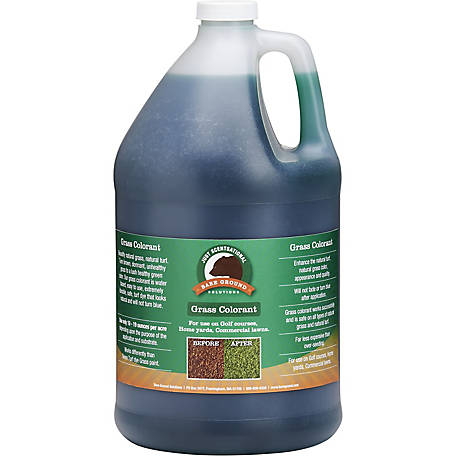 Just Scentsational Green Up Concentrate Grass Colorant 1 gal., GUGCC-128C