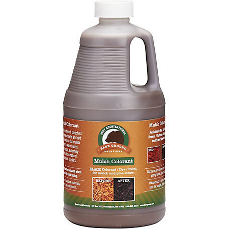 Just Scentsational Brown Bark Mulch Colorant .5 gal., MC-64BRN