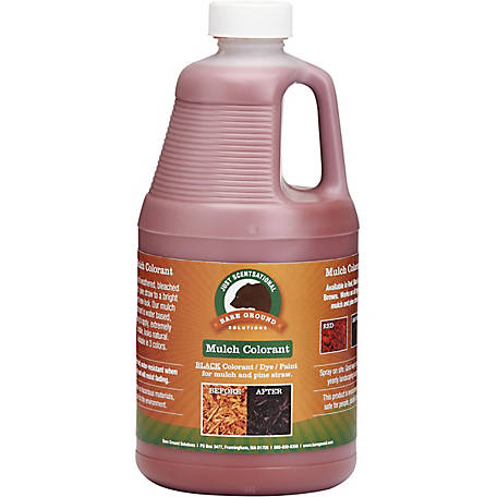 Just Scentsational Red Bark Mulch Colorant .5 gal., MC-64R