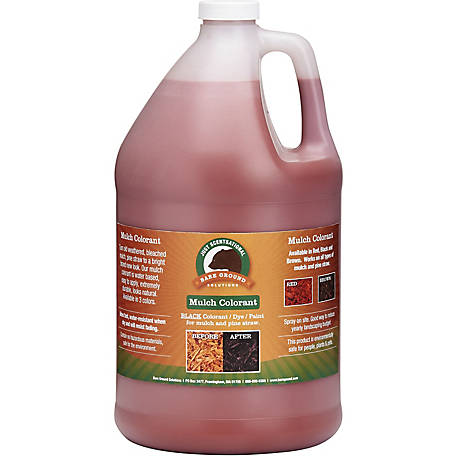 Just Scentsational Red Bark Mulch Colorant gal., MC-128R