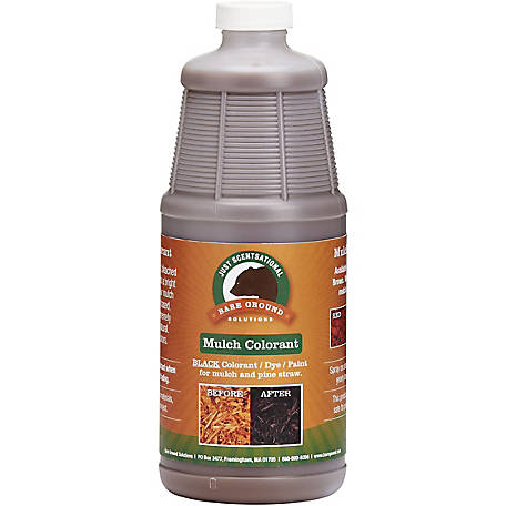 Just Scentsational Brown Bark Mulch Colorant Concentrate 1 qt., MCC-32BRN