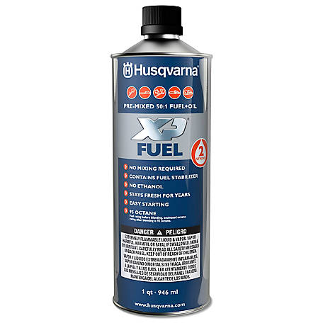 Husqvarna 50:1 Pre-Mix Fuel, 584309701 at Tractor Supply Co