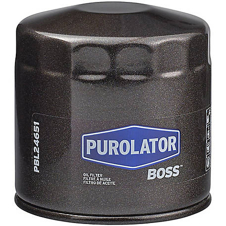 PurolatorBOSS Maximum Protection Spin-On Oil Filter, PBL24651