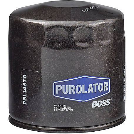 PurolatorBOSS Maximum Protection Spin-On Oil Filter, PBL14670
