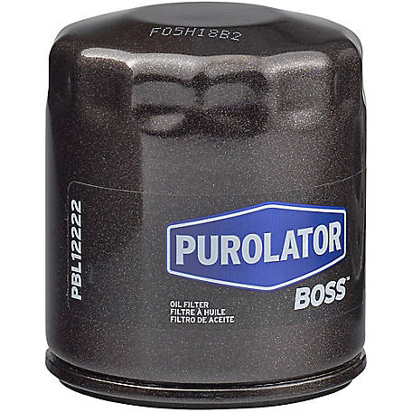 PurolatorBOSS Maximum Protection Spin-On Oil Filter, PBL12222